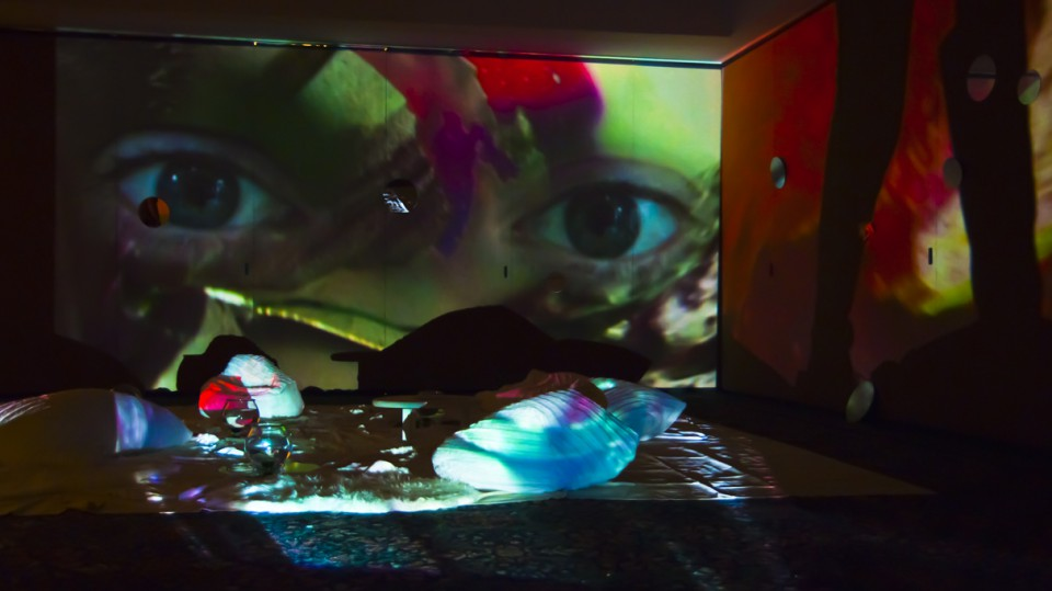 The Living Room   Sabina Ott